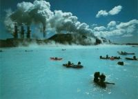 http://cdn.zmescience.com/wp-content/uploads/2011/03/geothermal-plant-in-iceland.jpg - The blue lagoon.